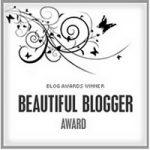 Blogger Award (med husbilstema)