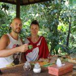 Veckans Gäst: Inga och Richard Sundell, backpackers på sabbatsår i Asien