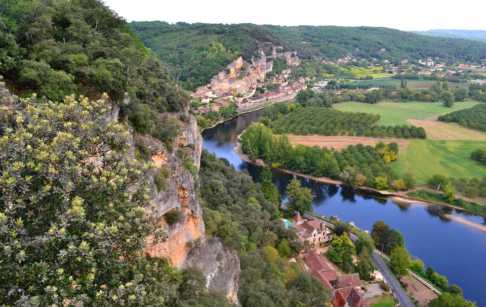 Frankrike flod