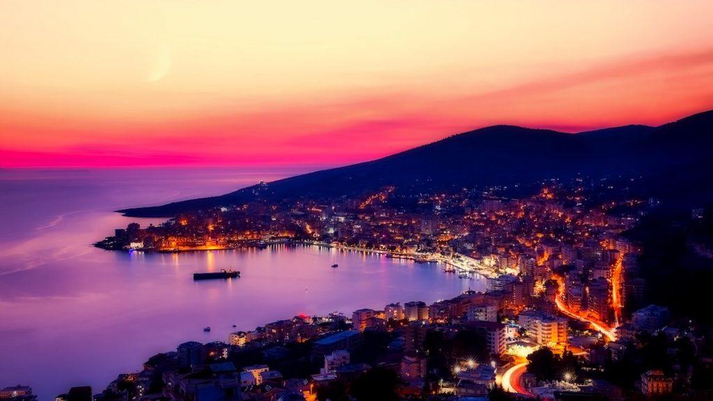 Saranda, Albanien