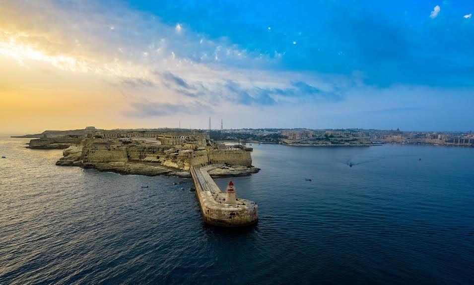 Bo utomlands på Malta