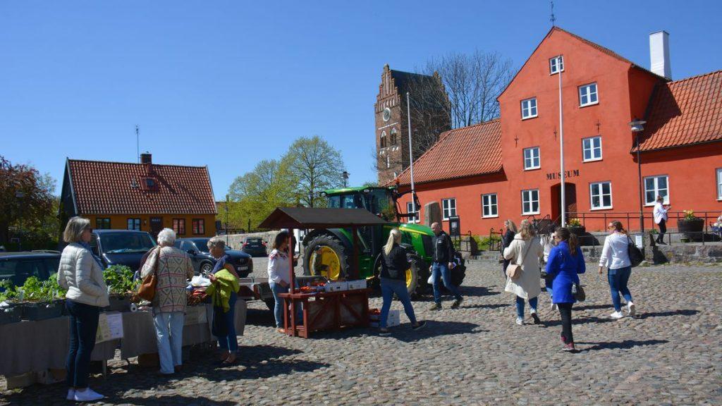 Åhus i Skåne