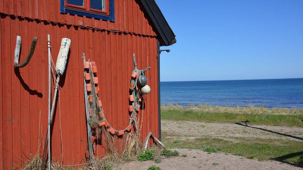 resmål i södra Sverige - Ålakusten