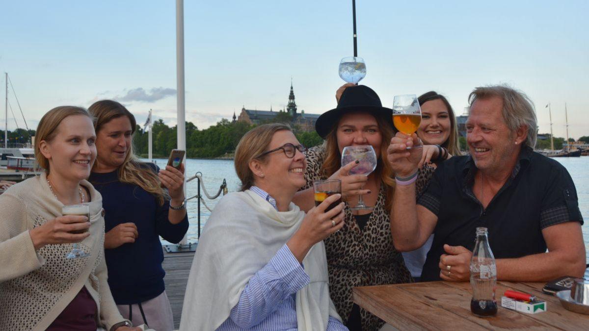 Ångbåtsbryggan Stockholm