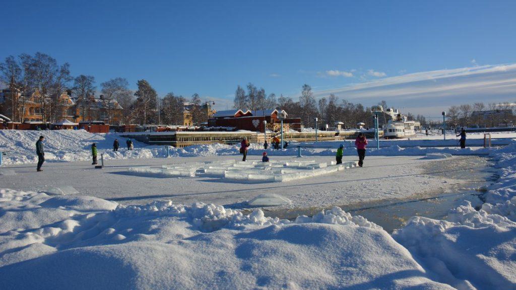 Östersund vinter