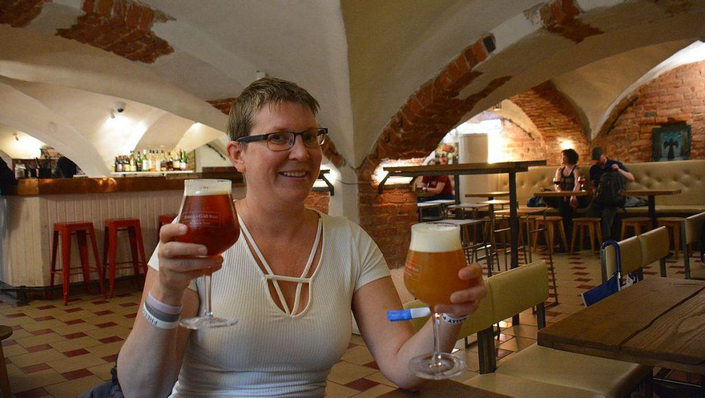 Göra i Tartu? Prova öl från Pühaste