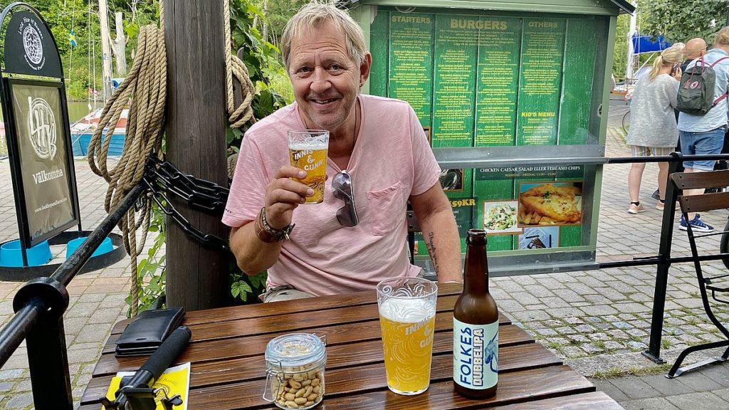 Öl i Söderköping