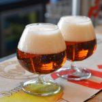 Bryggeri i Antwerpen – och en rejäl köttmåltid