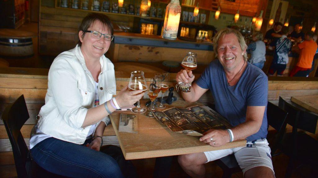 Insel Brauerei på ön Rügen