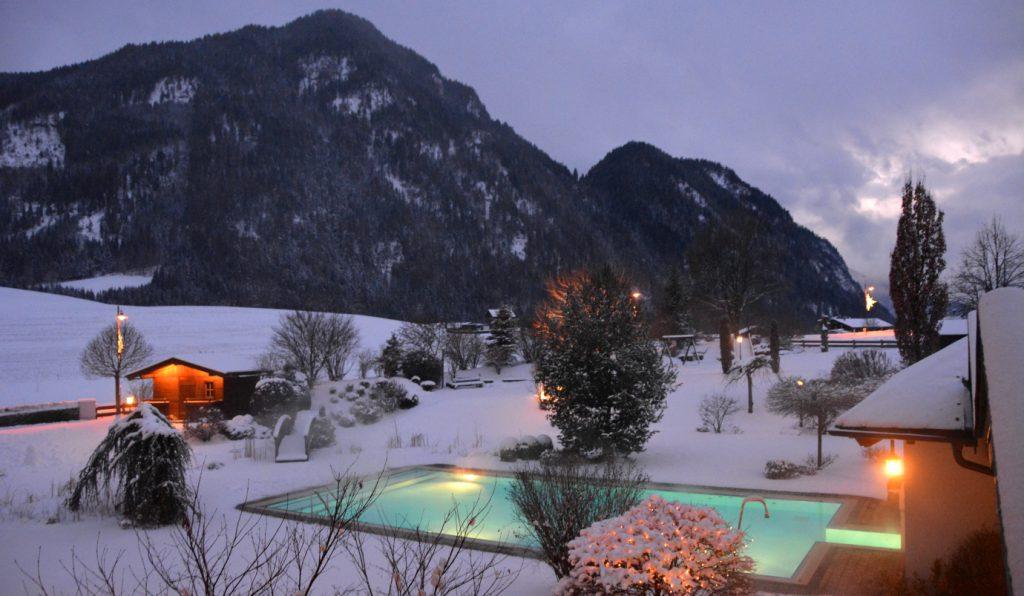 Österrike Alperna