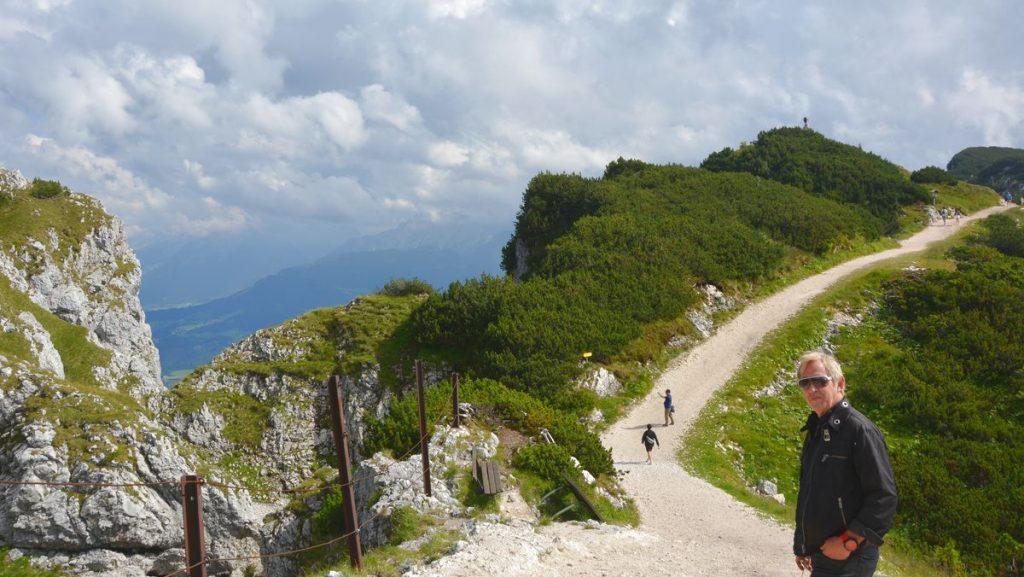 Österrike Salzburg berg