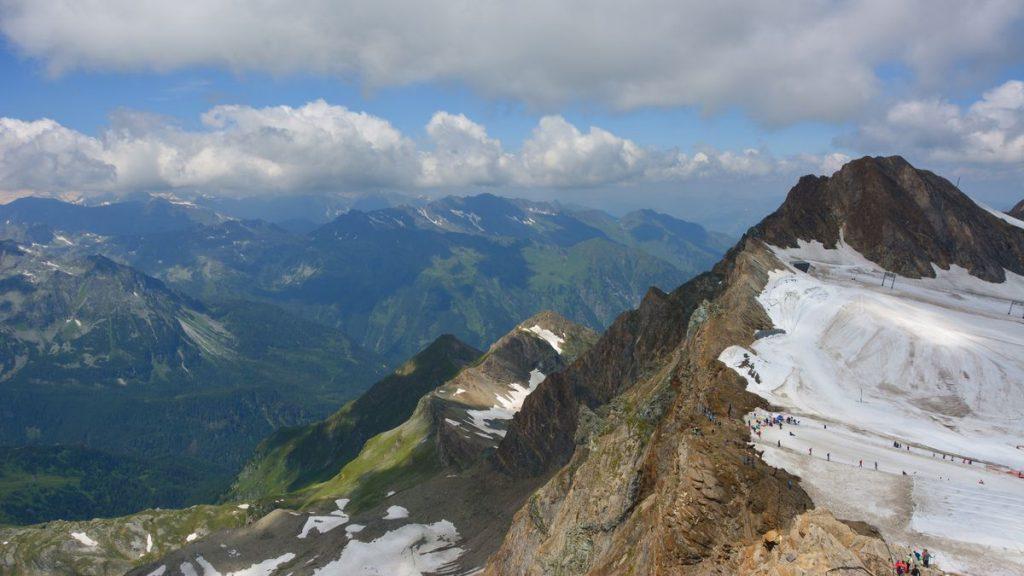 Österrike alper