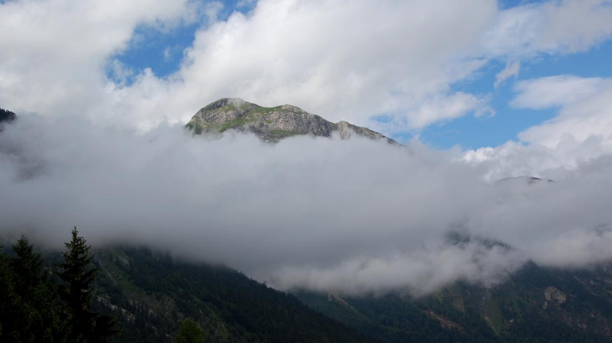 Österrike berg