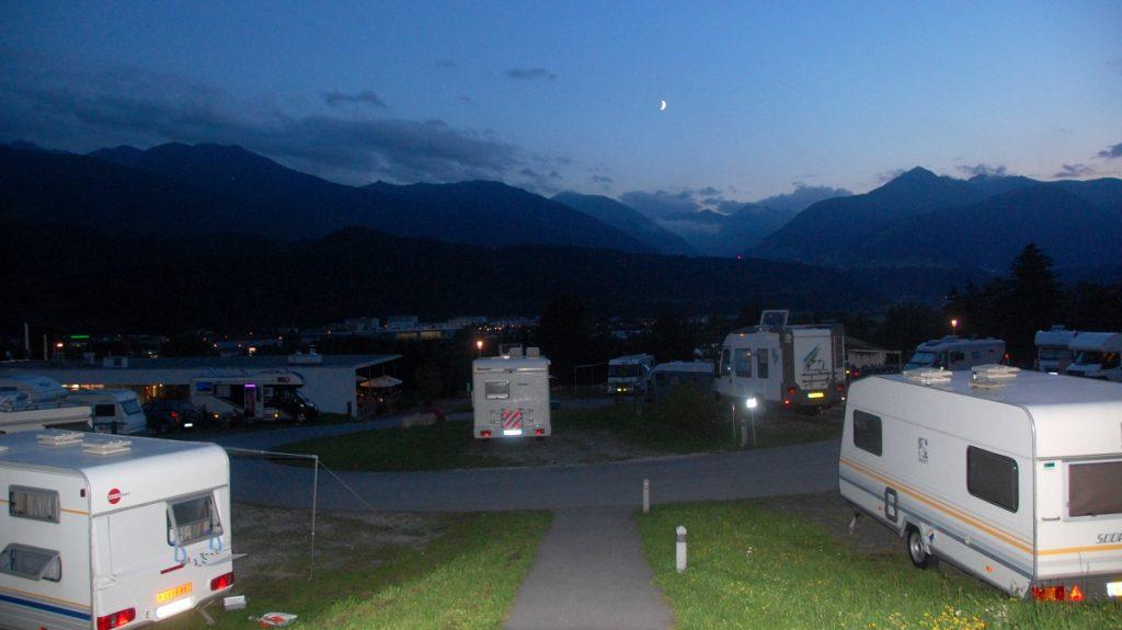 Österrike camping