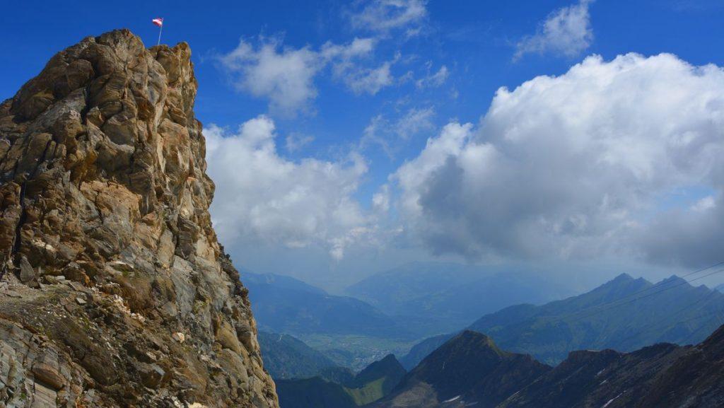 Österrike bergstopp