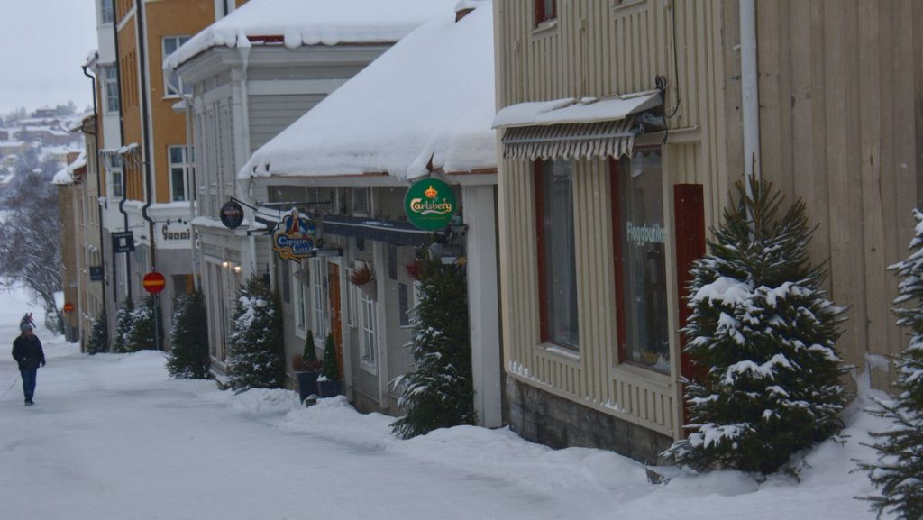 Resmål i norra Sverige