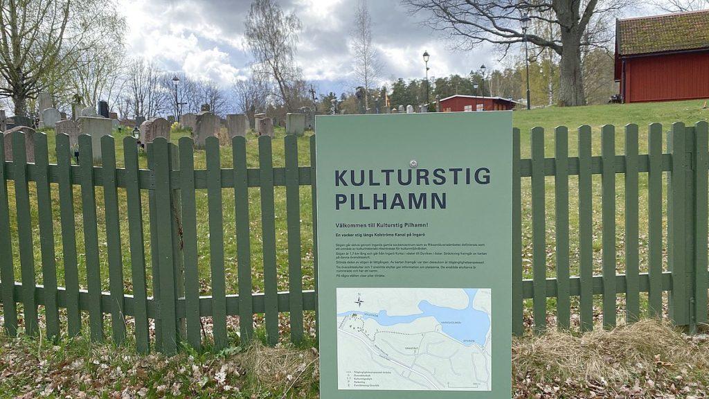 Kulturstig i Värmdö - Ingarö sockencentrum
