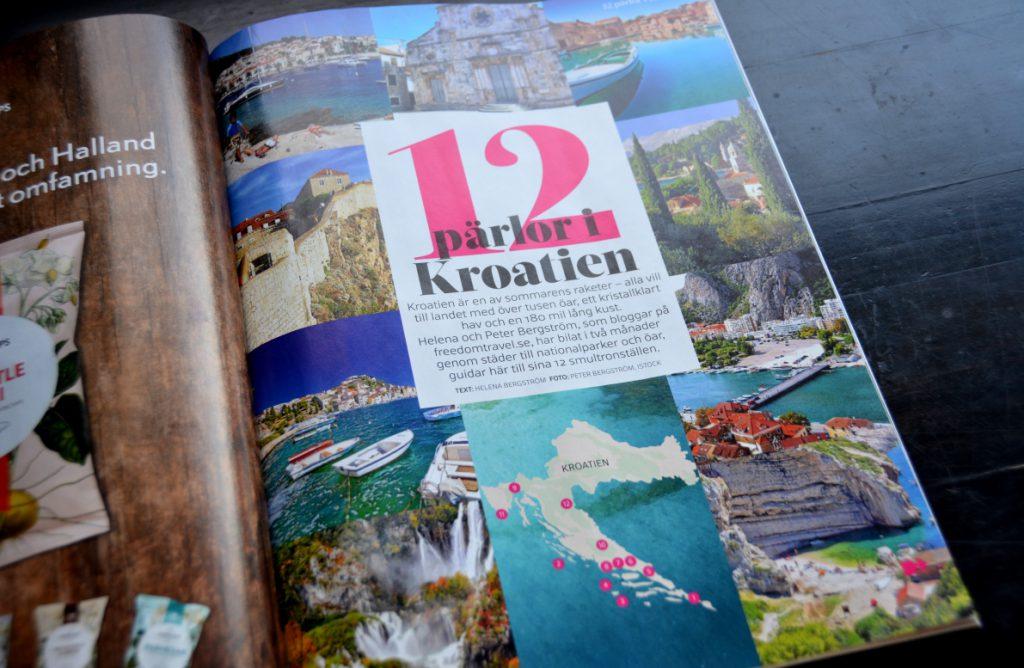 Kroatien i Allt om resor