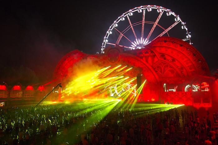 resa till Belgien festival