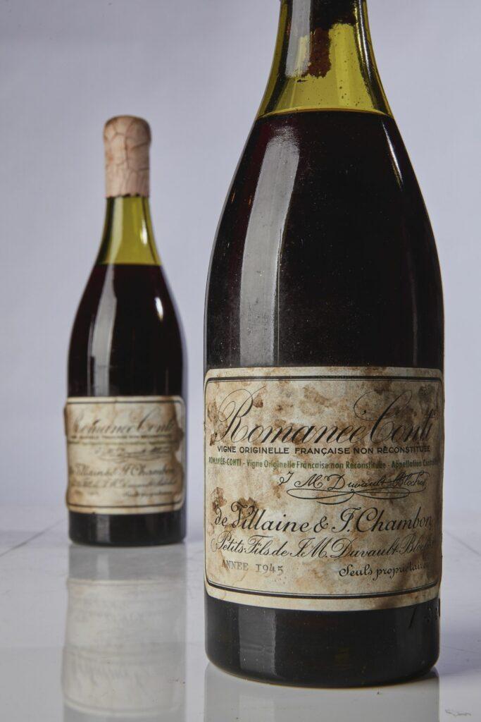 Fakta om Frankrike - vin