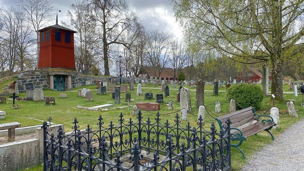 Kulturstig i Värmdö - Ingarö kyrka och klockstapel