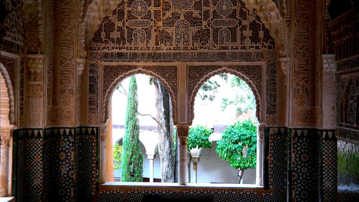 Spanien, Alhambra