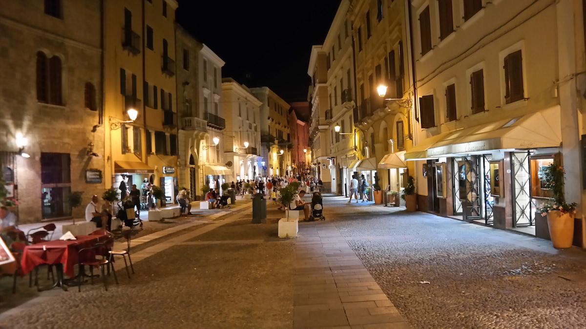 Italien, Sardinien, Alghero