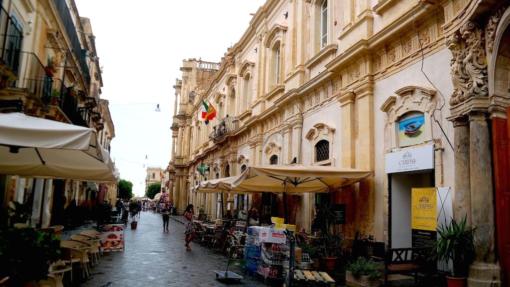 Noto, Sicilien
