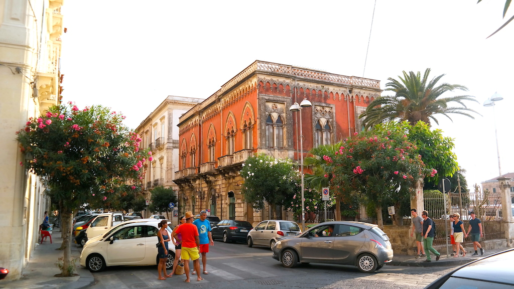 Italien, sicilien, Syrakusa