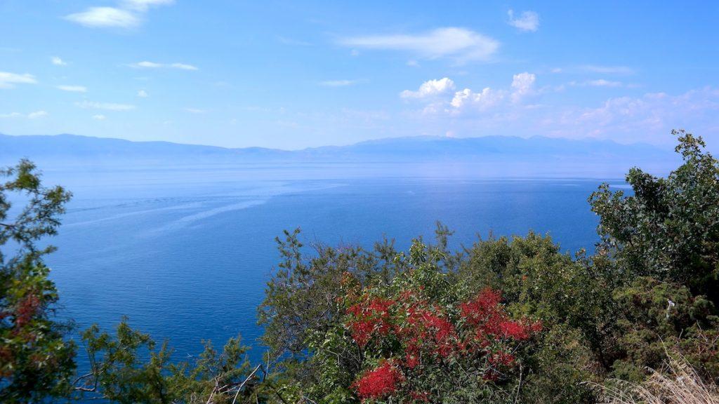 Makedonien, Ohridsjön