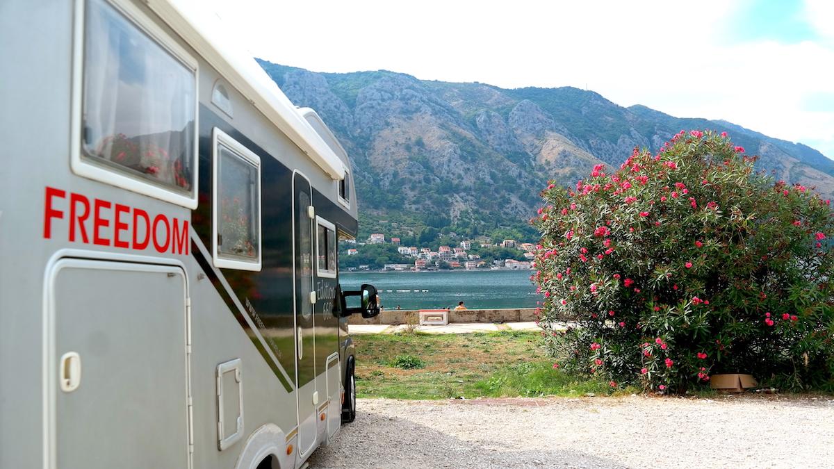 Montenegro, Kotorbukten