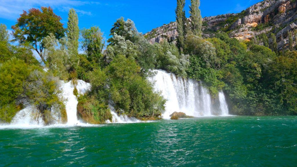 Kroatien, Krka national park