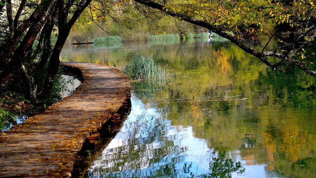 Kroatien, Plitvice nationalpark