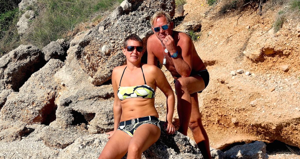 Runt Brac I Kroatien