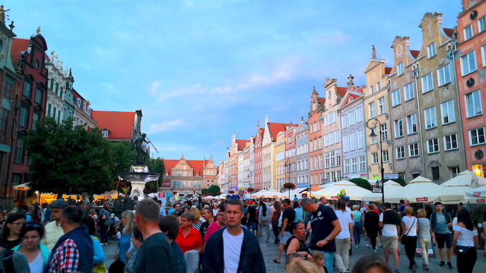 Resa till Polen