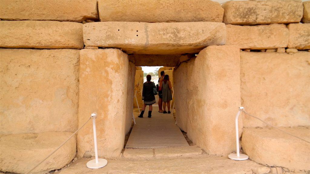 Sevärdheter på Malta - megalitiska tempel