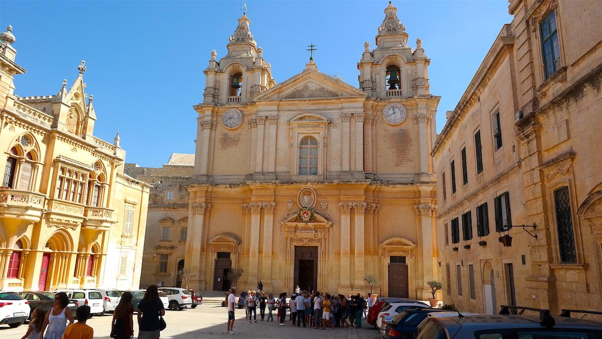 Malta, Mdina