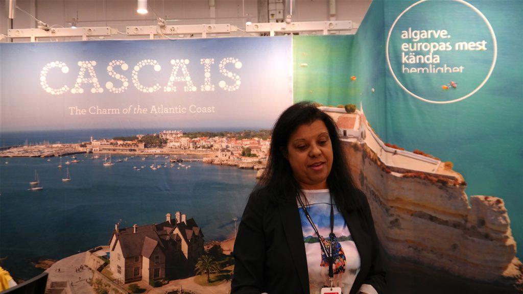 Cascais i Portugal