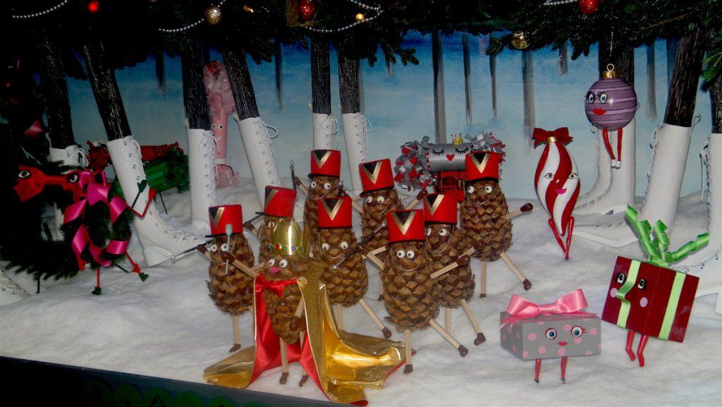 NK julskyltning
