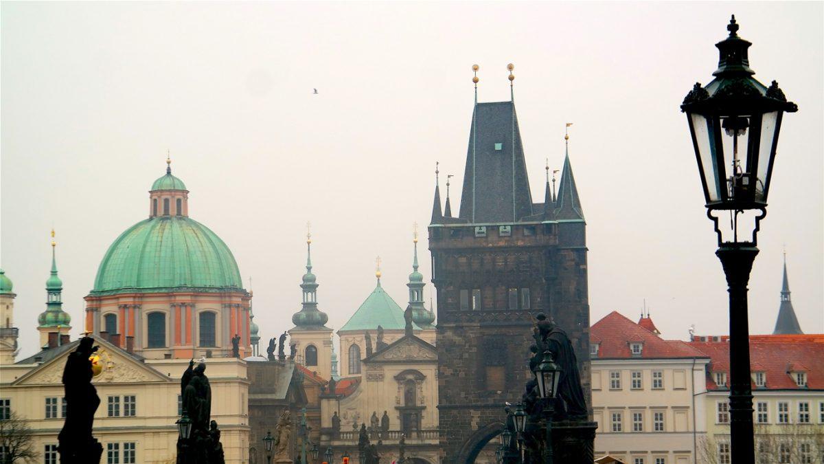 Upplevelser i Prag