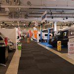 2 husbilsfavoriter på Caravan Stockholm 2017