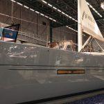 Lyxiga båtar på båtmässan 2017