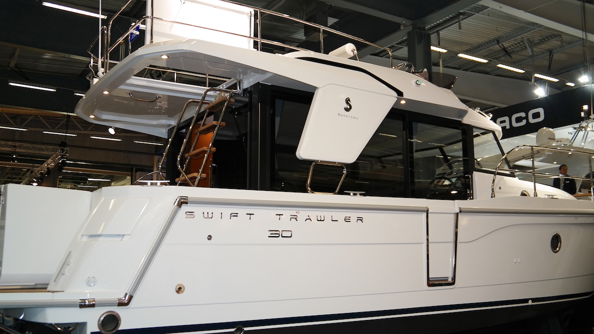 Swift traweler 30