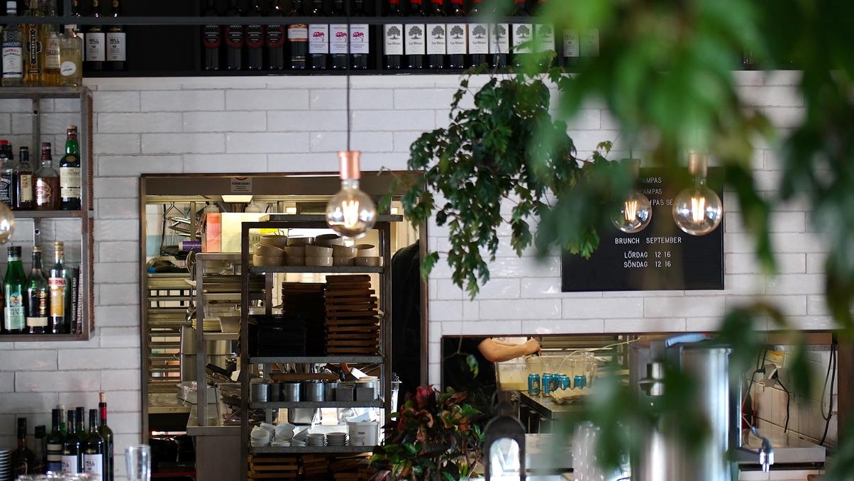 Brunch i Stockholm på restaurang K4