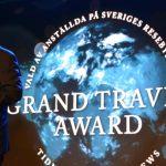 Grand Travel Award 2018 – fokus på hållbarhet