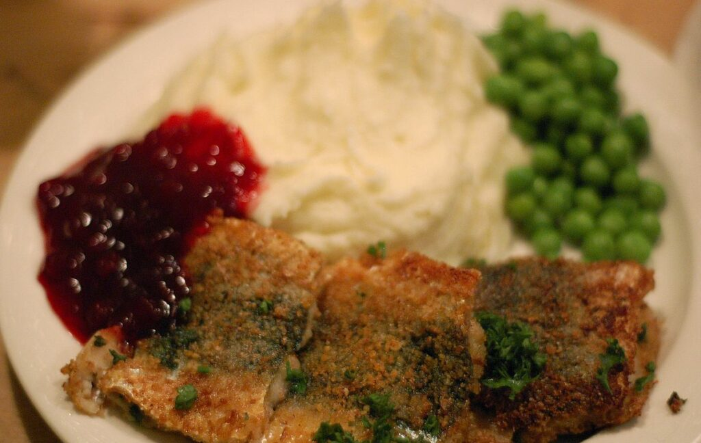 Svensk mat - strömming
