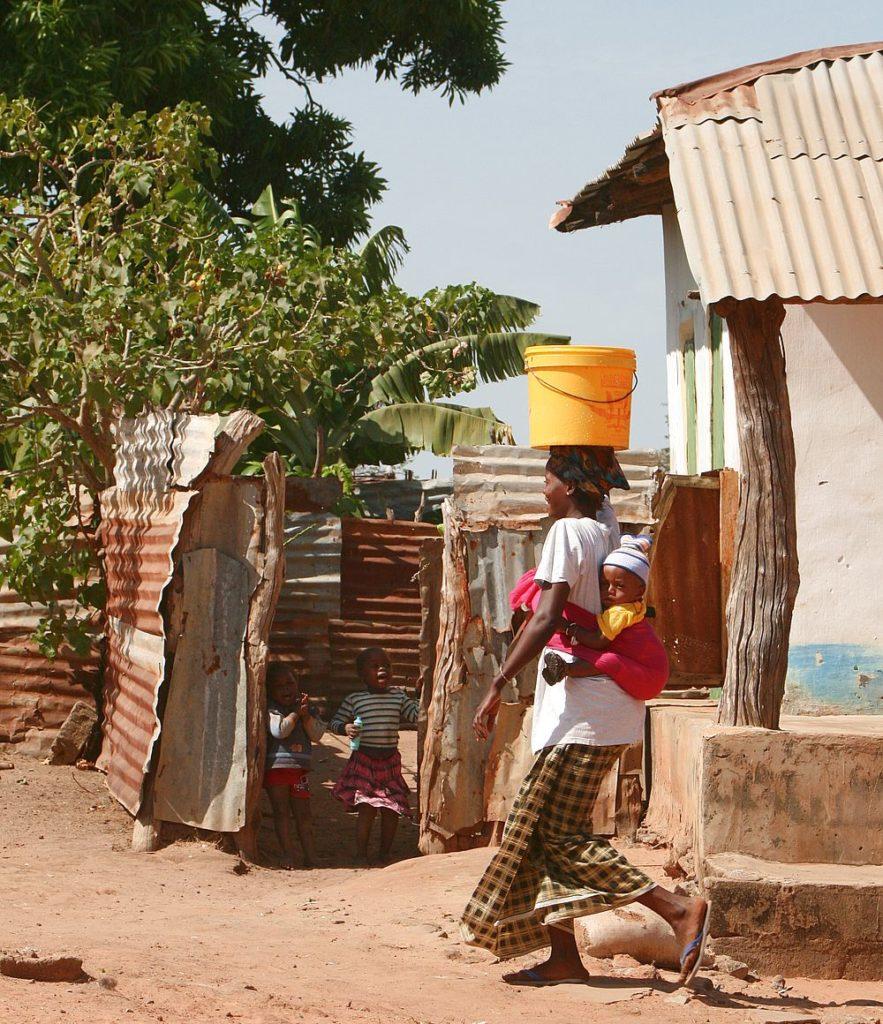 Resa till Gambia