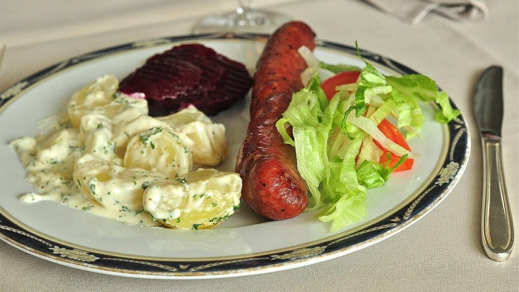 Svensk mat - isterband