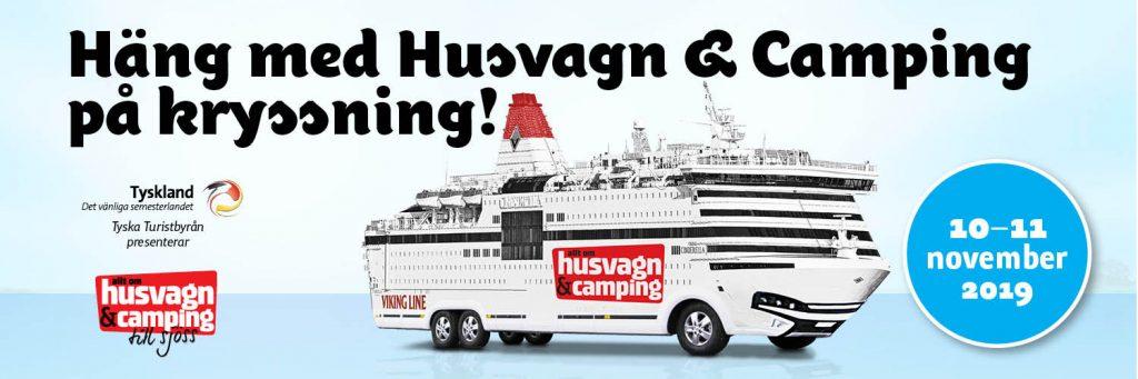 Husvagn och camping mässa