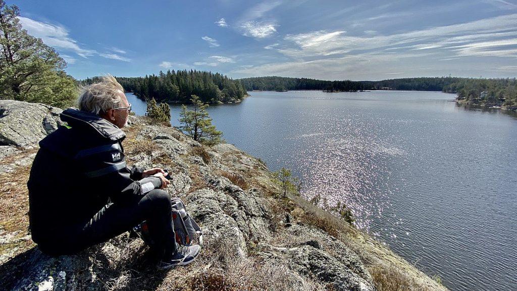 En lista om att resa i Sverige - Alby naturreservat
